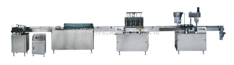 江苏糖浆直线灌装机