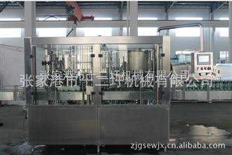 不锈钢饮料灌装生产线