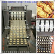 供应自动桃酥饼干成套设备/桃酥饼干生产线/桃酥饼成型机