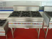 厂家直销爱帮厨厨房设备六眼煲仔炉