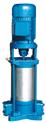 长江牌立式多级泵,直联式循环水泵,管道泵25GDL2×3