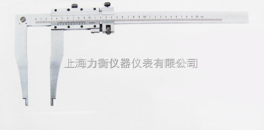 国产长爪游标卡尺规格600mm*爪长200mm