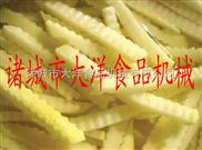 天然薯条生产线,天然薯片生产线