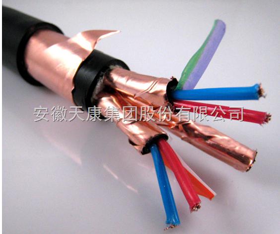 DJYP2VP2-2*2*1.5铜带屏蔽计算机电缆