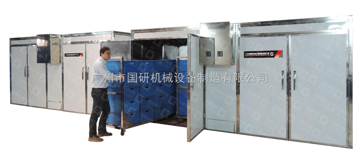 不锈钢大型自动豆芽机