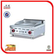 GH-986-1-台式燃气扒炉(1/3带坑)/休闲食品加工设备/烧烤炉/油炸炉