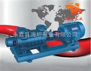 卧式多级锅炉给水泵GC型