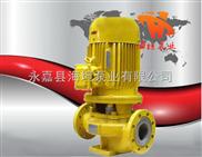 衬氟塑料管道泵GBF型