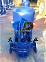 供应ISG40-200A立式管道泵价格 山东管道泵 衬氟管道泵