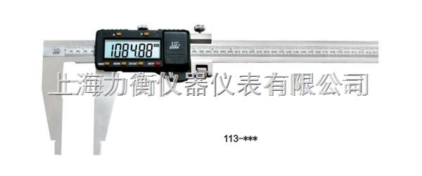 桂林2500毫米数显卡尺@爪长300mm数显卡尺@长度量具