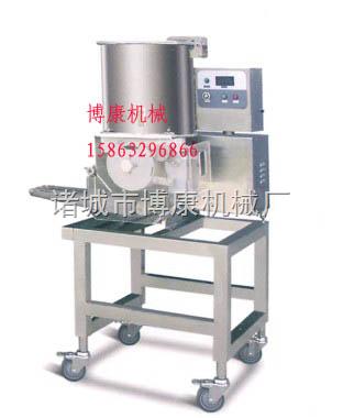 不锈钢花枝虾饼龙8设备