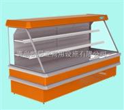 【推荐】整机水果蔬菜冷藏柜-水果柜冷藏柜-半高水果蔬菜风幕柜