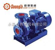 ISW臥式管道增壓泵