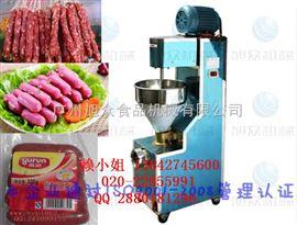 SZ-200东莞灌肠机多少钱  东莞全自动腊肠机厂家