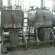 不锈钢GJQ-1000方形高剪切高速乳化罐