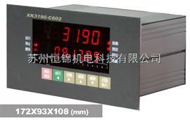 XK3190-602XK3190-602称重仪表,吴江耀华xk3190-602称重控制仪表