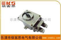樂清優質鋁殼防爆轉換開關BHZ51-25A