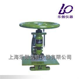 上海乐傲CP-25防水卷材冲片机性能