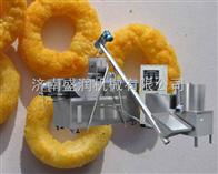 双螺杆设备TSE65-3盛润TSE65-3膨化玉米麦圈休闲小食品机械设备