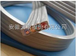 供应天康YGGB-5*6硅橡胶扁电缆