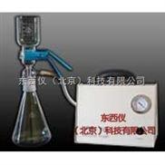 廠家直銷玻璃杯式溶劑過濾器/全玻璃微孔濾膜過濾器(優勢)wi439