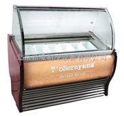 厂家直销冰淇淋展示柜请找北京新凌制冷