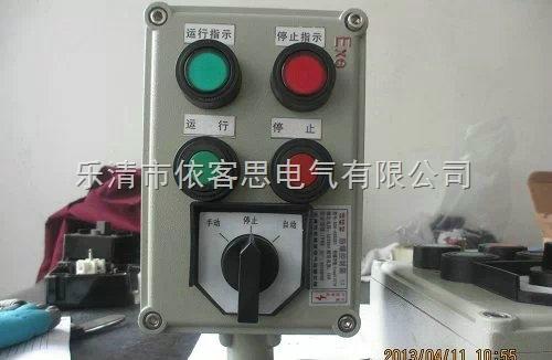 LBZ-10SD2N2增安型防爆操作柱(铸铝合金外壳)