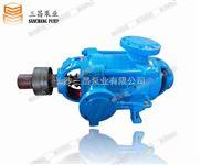 供应厂家直销D46-30X3多级离心泵制造厂,卧式多级离心泵性能范围,长沙三昌水泵厂