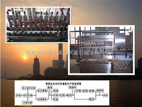 QS-12,GFP-12,FXZ-1分体式瓶装黄酒灌装生产线