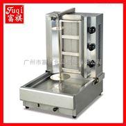 【广州富祺】厂家直销 燃气中东烧烤炉GB-800 无烟烧烤炉
