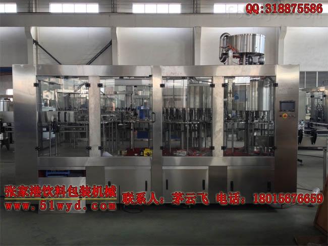 瓶装水灌装生产线-供求商机-张家港市凯顿饮料机械