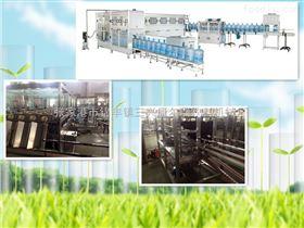 QGF康尔瑞600桶/时大桶纯净水灌装机