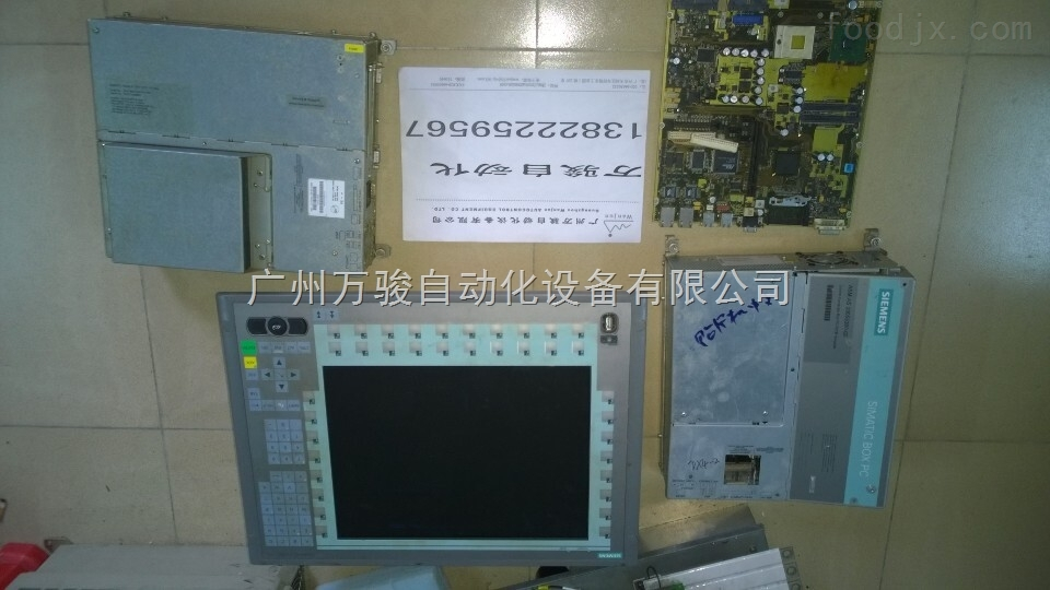 西门子工控机维修PC677C黑屏西门子工控机PC677B维修