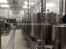 全自動茶飲料熱灌裝加工設備