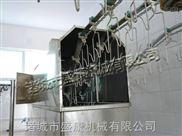 盛康悬挂式烧鸡生产线,全自动烧鸡加工成套设备