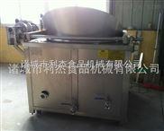 供应 节能家用型油炸机 利杰不锈钢恒温油炸锅