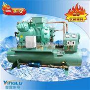 上海伊力比澤爾敞開式水冷機組 半封閉敞開式冷庫機組3P