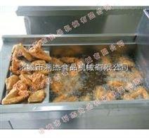 利杰食品机械 加工鸡翅电加热油炸机