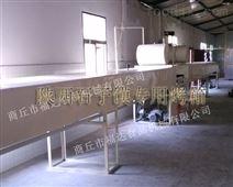 陕西特产石子馍烤箱生产线、石子馍隧道式烤箱