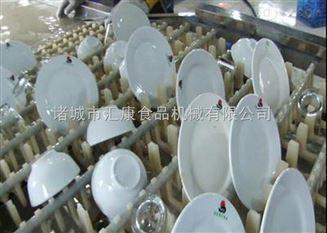 全自动餐具清洗流水线  盘碗清洗机  厂家直销