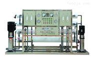 纯净水生产设备山东川一双级反渗透设备