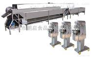 丸子生产流水线DZX-6丸子生产流水线