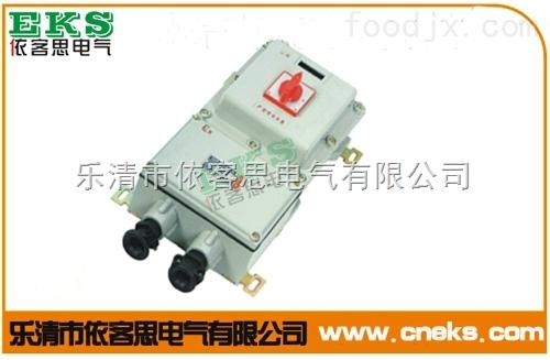 不锈钢防爆断路器BDZ52-16A/2P/304不锈钢材质