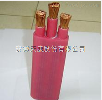 YGCB-HF46R-3*25硅橡胶扁电缆
