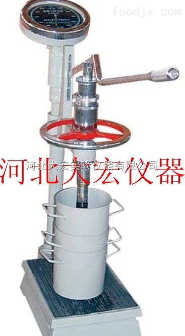 HG-1000混凝土贯入阻力测定仪