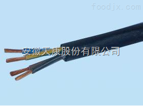 ia-KFFRP2-3*1.5本案蓝色屏蔽仪表控制软电缆