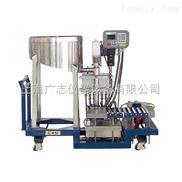 供应半自动灌装机 化工灌装设备 液体定量灌装机 高粘度灌装机