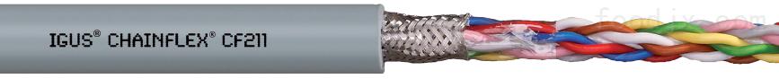高柔性数据电缆