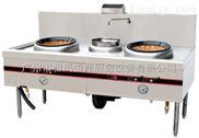 广州市商用厨房单双头炒炉 广州餐厅食堂厨具设备安装工程公司
