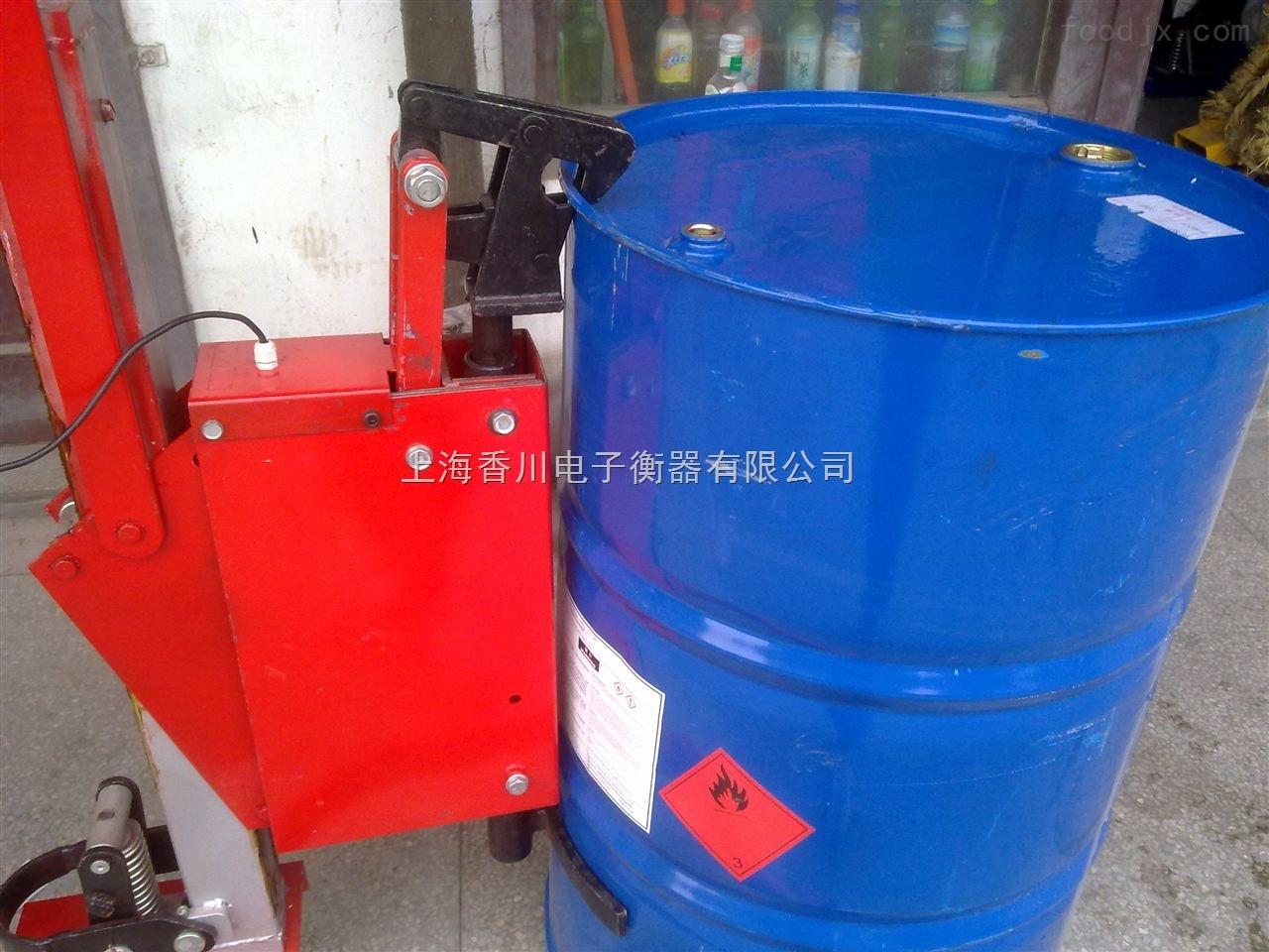 DCS-XC防爆油桶秤,油桶秤,電動防爆油桶地磅秤油漆秤